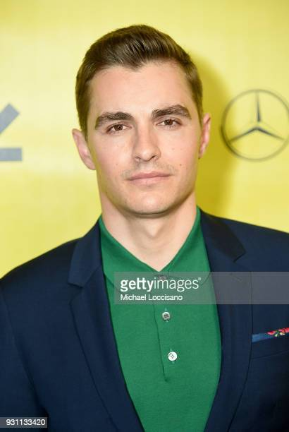 Actor Dave Franco attends the 6 Balloons premiere during the 2018 SXSW Conference and Festivals at ZACH Theatre at ZACH Theatre on March 12 2018 in...
