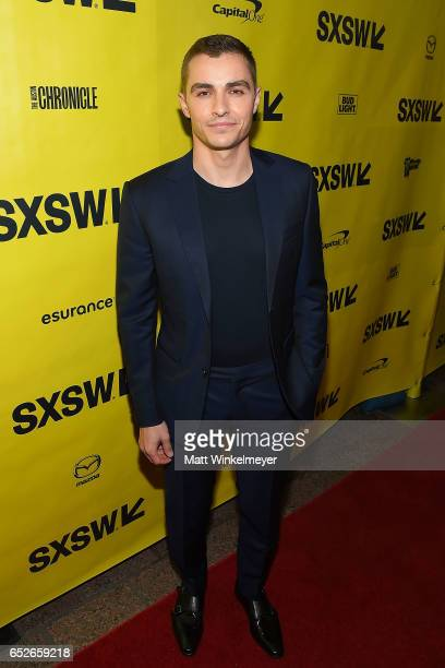 Actor Dave Franco attends 'The Disaster Artist' premiere 2017 SXSW Conference and Festivals on March 12 2017 in Austin Texas