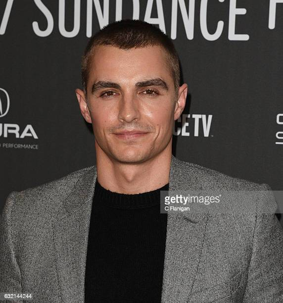 Actor Dave Franco attends 'The Little Hours' premiere during day 1 of the 2017 Sundance Film Festival at Library Center Theater on January 19 2017 in...