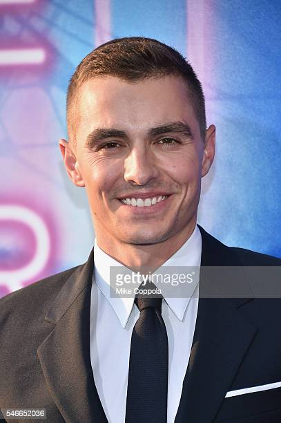 Actor Dave Franco attends the 'Nerve' New York Premiere at SVA Theater on July 12 2016 in New York City