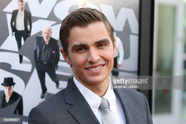 Actor Dave Franco attends the Now You See Me Los Angeles Special Screening at ArcLight Hollywood on May 23 2013 in Hollywood California