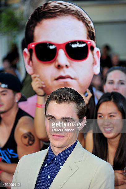 Actor Dave Franco attends the Premiere Of Columbia Pictures' 22 Jump Street at Regency Village Theatre on June 10 2014 in Westwood California