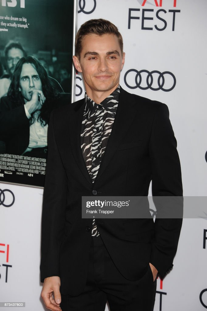 Actor Dave Franco attends the screening of 'The Disaster Artist ' at AFI FEST 2017 presented by Audi at TCL Chinese Theatre on November 12, 2017 in Hollywood, California.