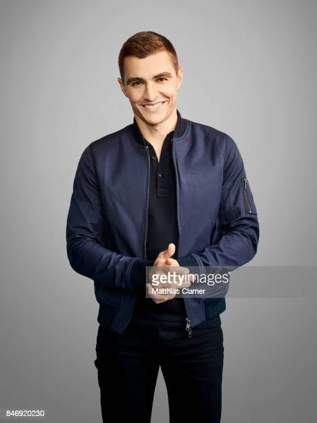 Actor Dave Franco from 'Nerve' is photographed for Entertainment Weekly Magazine on July 21 2016 at Comic Con in the Hard Rock Hotel in San Diego...