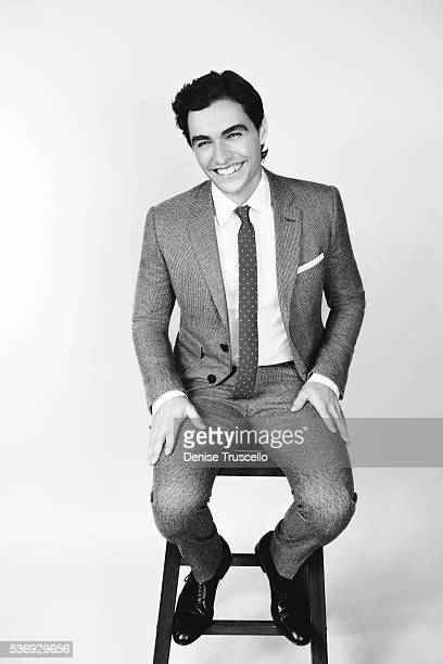 Actor Dave Franco is photographed at CinemaCon 2015 on April 12 2016 in Las Vegas Nevada
