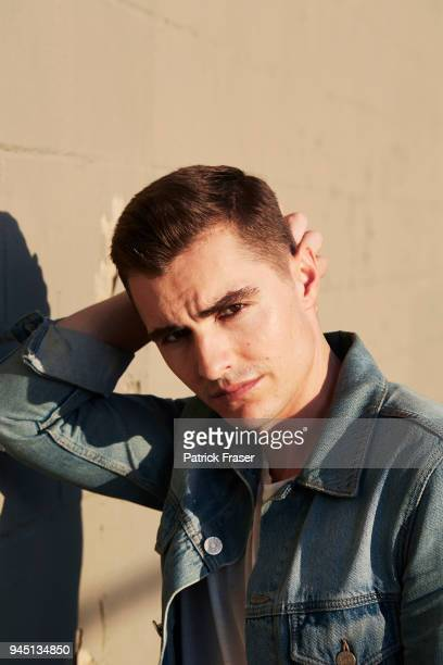 Actor Dave Franco is photographed for Vanity Fair magazine on November 27 2017 in Los Angeles California