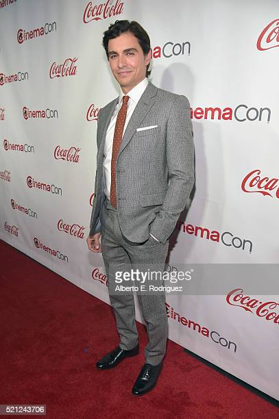 Actor Dave Franco recipient of the Breakthrough Performer of the Year Award attends the CinemaCon Big Screen Achievement Awards brought to you by the...