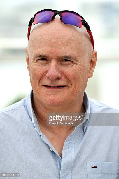 Actor Dave Johns attends the 'I Daniel Black ' photocall during the 69th annual Cannes Film Festival at the Palais des Festivals on May 13 2016 in...