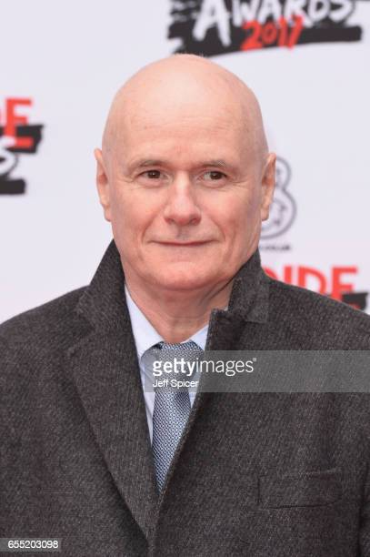 Actor Dave Johns attends the THREE Empire awards at The Roundhouse on March 19 2017 in London England