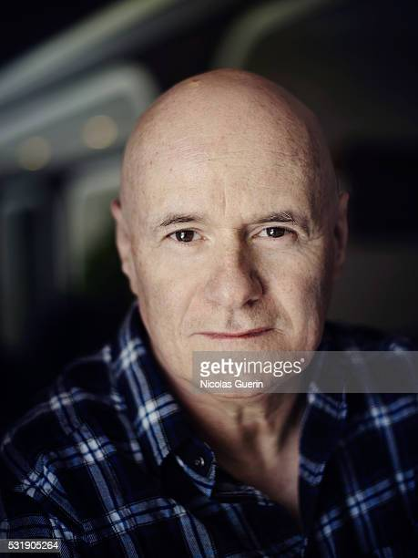 Actor Dave Johns is photographed for Self Assignment on May 14 2016 in Cannes France