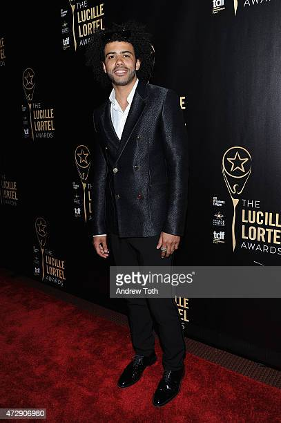 Actor Daveed Diggs attends the 30th Annual Lucille Lortel Awards at NYU Skirball Center on May 10 2015 in New York City