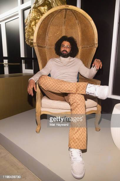 Actor Daveed Diggs attends the official after party for Siempre Luis at The Latinx House on January 25 2020 in Park City Utah