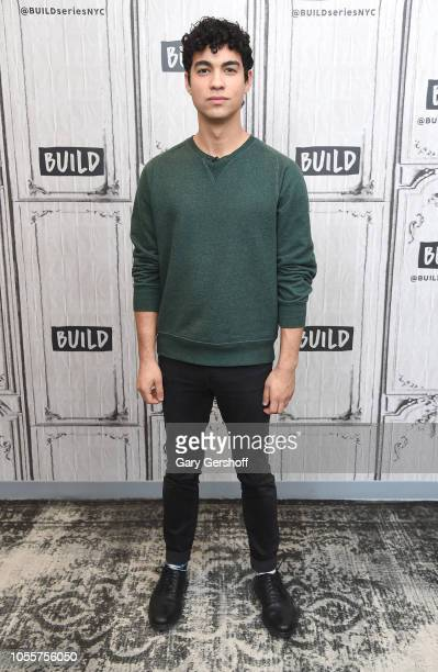 Actor Davi Santos visits Build Brunch to discuss the CBS All Access series 'Tell Me a Story' at Build Studio on October 31 2018 in New York City