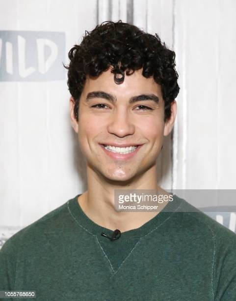 Actor Davi Santos visits Build Studio to discuss the television series Tell Me A Story on October 31 2018 in New York City