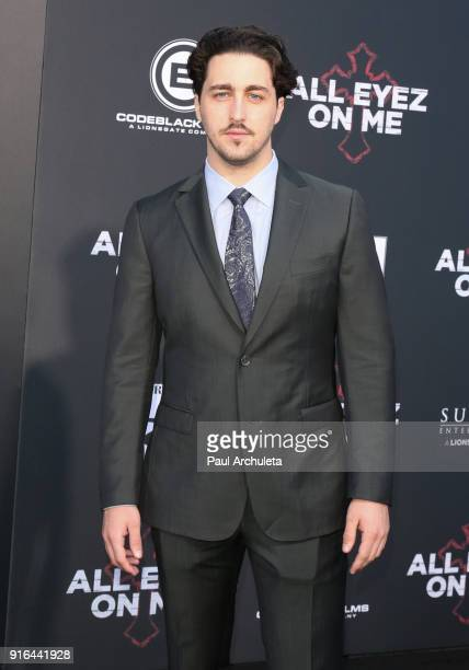 Actor David A Flannery attends the premiere of Lionsgate's 'All Eyez On Me' on June 14 2017 in Los Angeles California