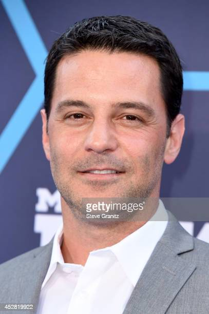 Actor David Alan Basche attends the 2014 Young Hollywood Awards held at The Wiltern on July 27 2014 in Los Angeles California