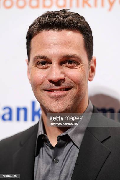 Actor David Alan Basche attends the Food Bank for New York City's Can Do Awards dinner gala on April 9 2014 in New York City