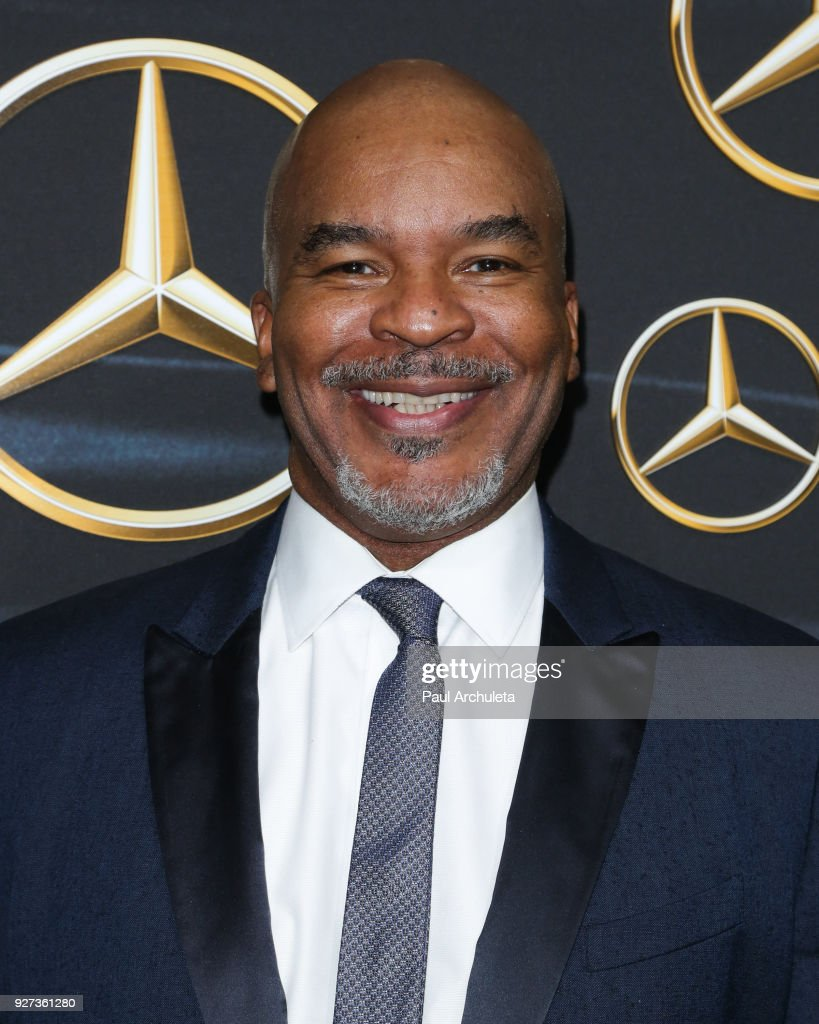 Mercedez-Benz USA's Official Awards Viewing Party - Arrivals
