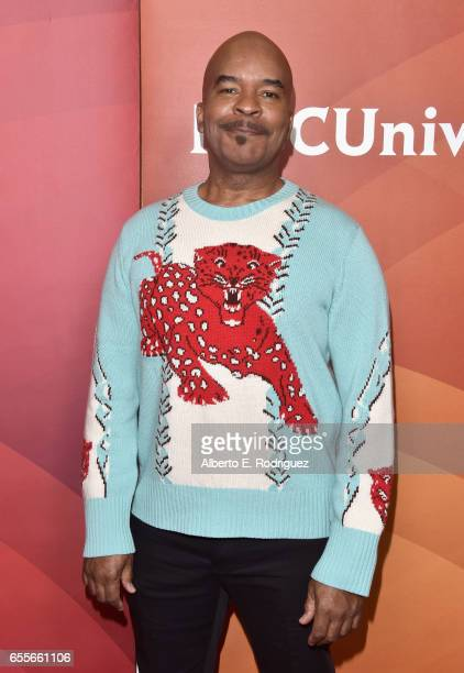 Actor David Alan Grier attends the 2017 NBCUniversal Summer Press Day at The Beverly Hilton Hotel on March 20 2017 in Beverly Hills California