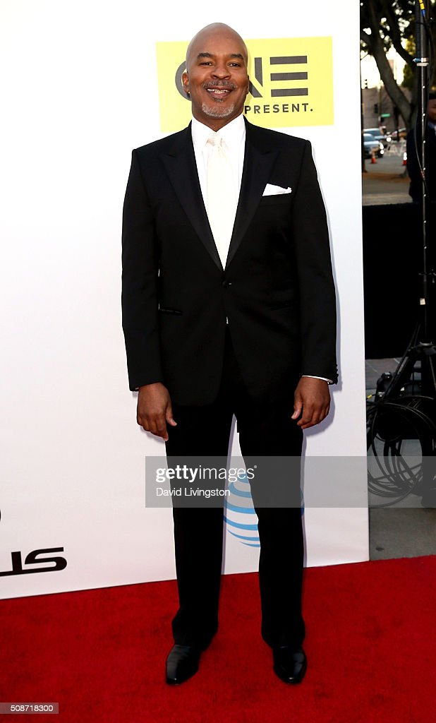 Actor David Alan Grier attends the 47th NAACP Image Awards presented by TV One at Pasadena Civic Auditorium on February 5, 2016 in Pasadena, California.