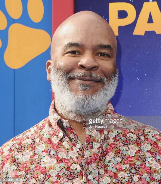 Actor David Alan Grier attends the Los Angeles Premiere 'Paddington 2' at Regency Village Theatre on January 6 2018 in Westwood California