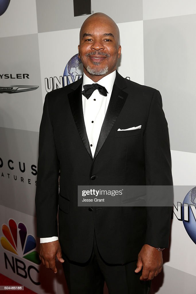 Actor David Alan Grier attends Universal, NBC, Focus Features and E! Entertainment Golden Globe Awards After Party sponsored by Chrysler at The Beverly Hilton Hotel on January 10, 2016 in Beverly Hills, California.