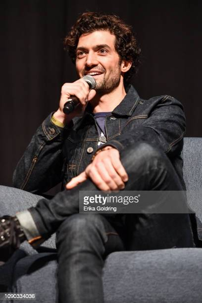 Actor David Alplay of 'The Vampire Diaries' attends Wizard World Comic Con at Ernest N Morial Convention Center on January 04 2019 in New Orleans...