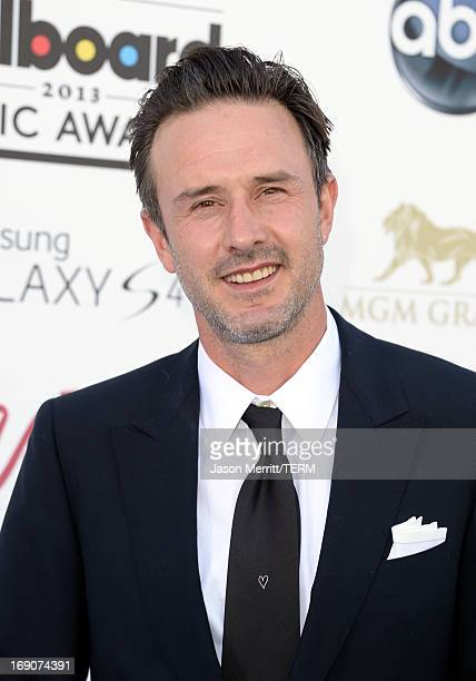 Actor David Arquette arrives at the 2013 Billboard Music Awards at the MGM Grand Garden Arena on May 19 2013 in Las Vegas Nevada