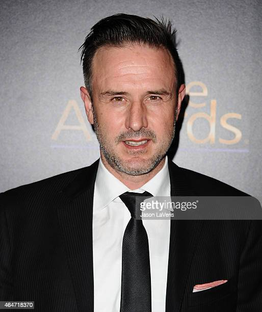 Actor David Arquette attends the 3rd annual Noble Awards at The Beverly Hilton Hotel on February 27 2015 in Beverly Hills California