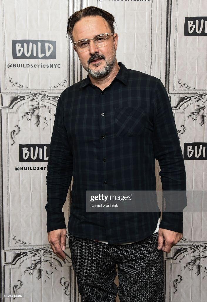 Celebrities Visit Build - February 22, 2018