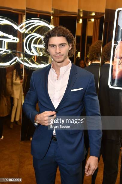 Actor David Arquilla attends the GQ March 2020 Cover Party at The Standard Highline on March 01 2020 in New York City