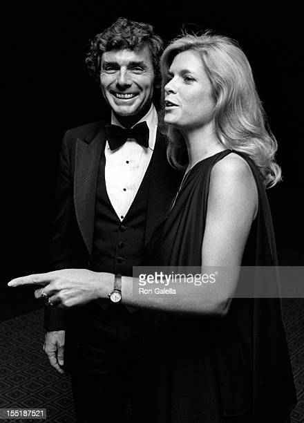 Actor David Birney and Meredith Baxter attend 33rd Annual Primetime Emmy Awards on September 12 1981 at the Bonaventure Hotel in Los Angeles...