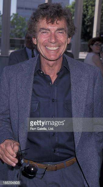 Actor David Birney attends the opening of Hughie on June 27 1999 at the Mark Taper Forum in Los Angeles California