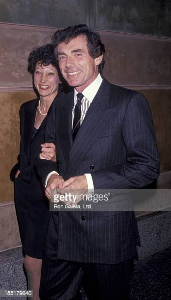 Actor David Birney attends the opening of Money and Friends on January 14 1993 at the Doolittle Theater in Hollywood California