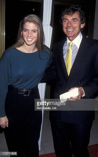 Actor David Birney attends the premiere of Bye Bye Love on March 8 1995 at Mann National Theater in Westwood California