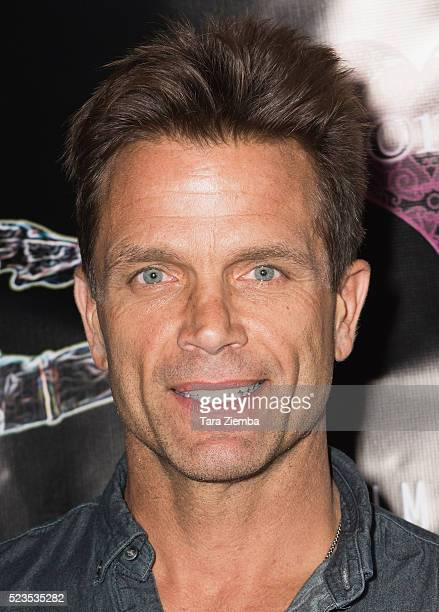 Actor David Chokachi attends the 2nd Annual Artemis Film FestivalRed Carpet Opening Night/Awards Presentation at Ahrya Fine Arts Movie Theater on...