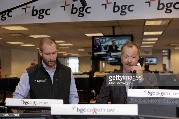 Actor David Costabile attends Annual Charity Day hosted by Cantor Fitzgerald BGC and GFI at BGC Partners INC on September 11 2017 in New York City