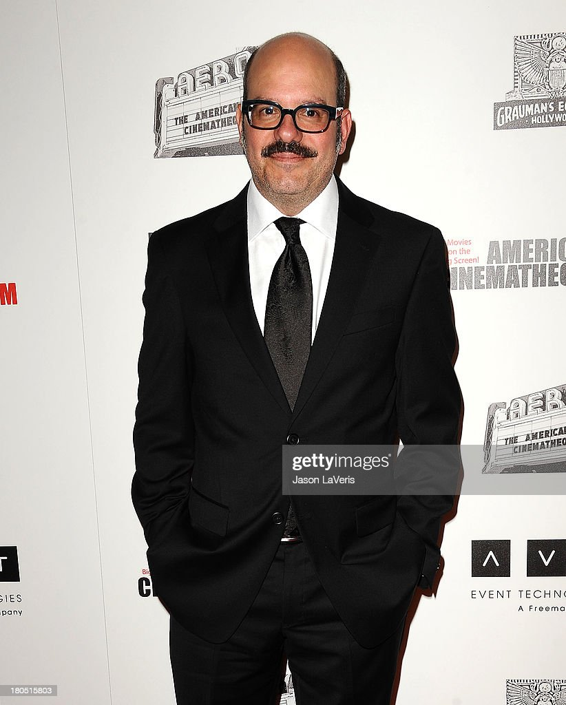 Actor David Cross attends the American Cinematheque 26th annual award presentation at The Beverly Hilton Hotel on November 15, 2012 in Beverly Hills, California.