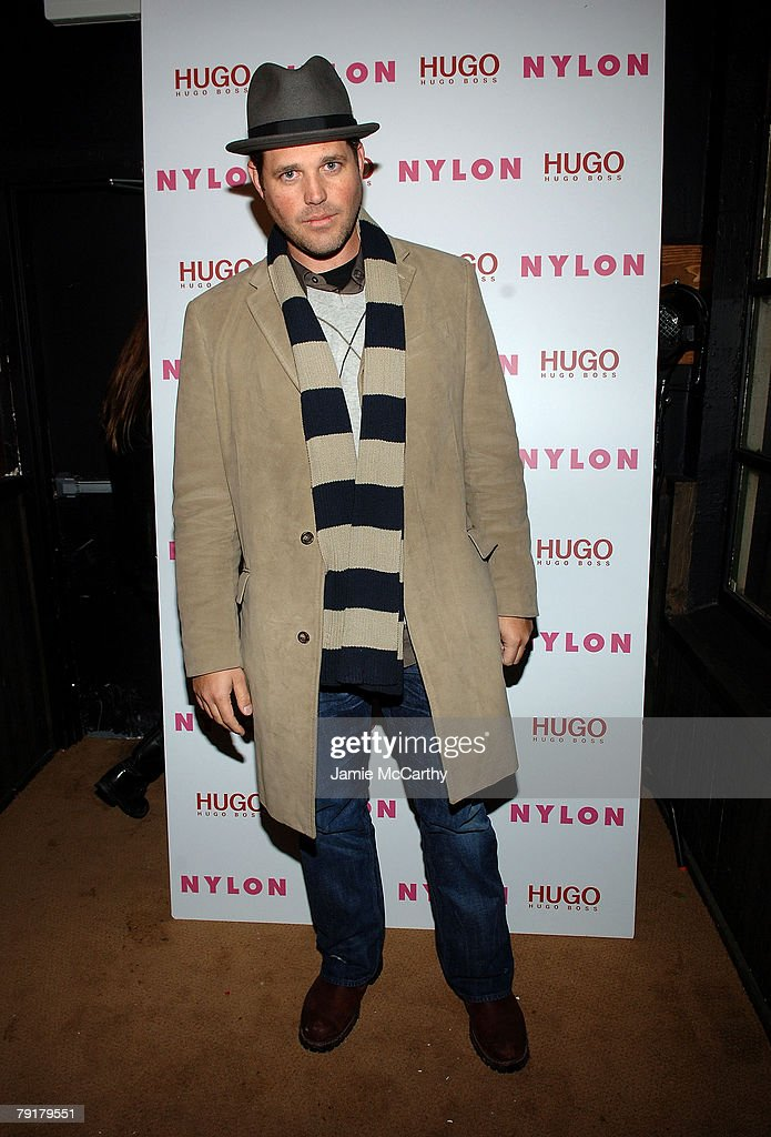 Actor David Denman attends the Nylon Magazine and Hugo Boss Party for 'The Horrors' at Marquee / Harry O's on January 18, 2008 in Park City, Utah.