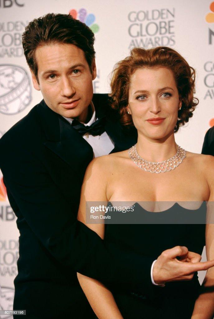 55th Annual Golden Globe Awards - Press Room : News Photo
