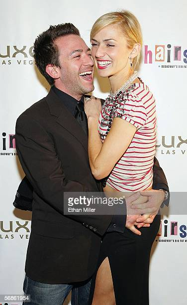 Andrea Faustino Stock Photos and Pictures | Getty Images David Faustino Wife