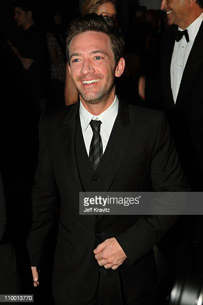 Actor David Faustino at the 7th Annual TV Land Awards held at Gibson Amphitheatre on April 19 2009 in Universal City California
