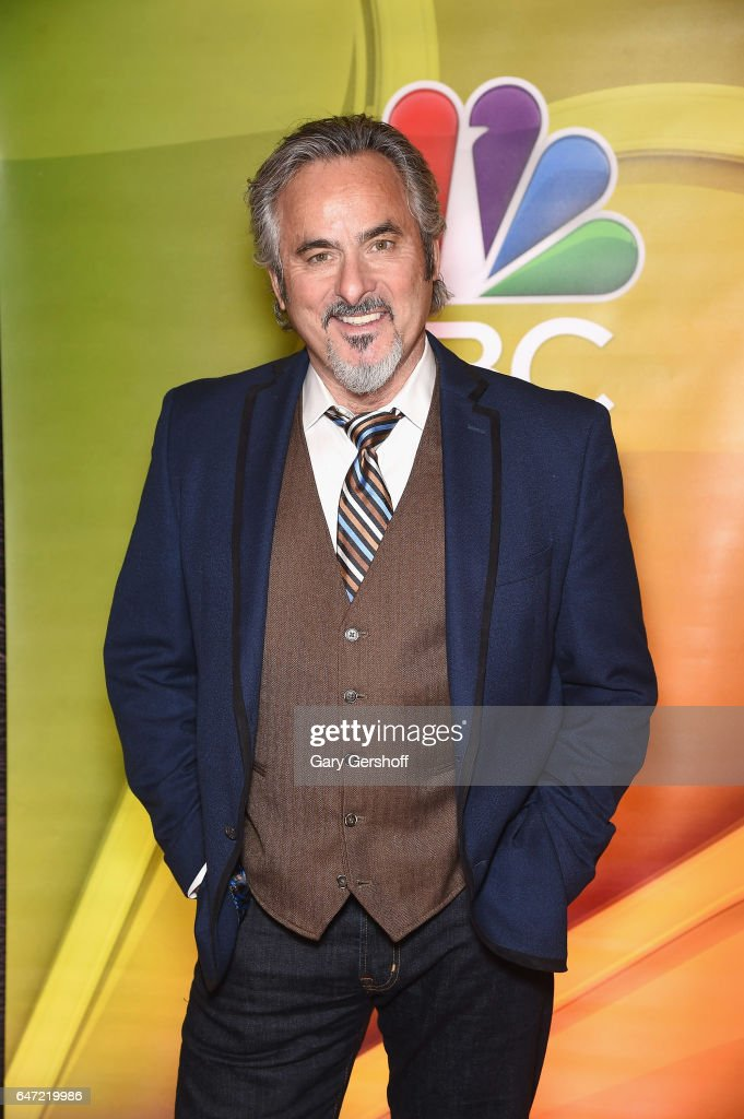 Actor David Feherty attends the NBCUniversal Press Junket at the Four Seasons Hotel New York on March 2, 2017 in New York City.