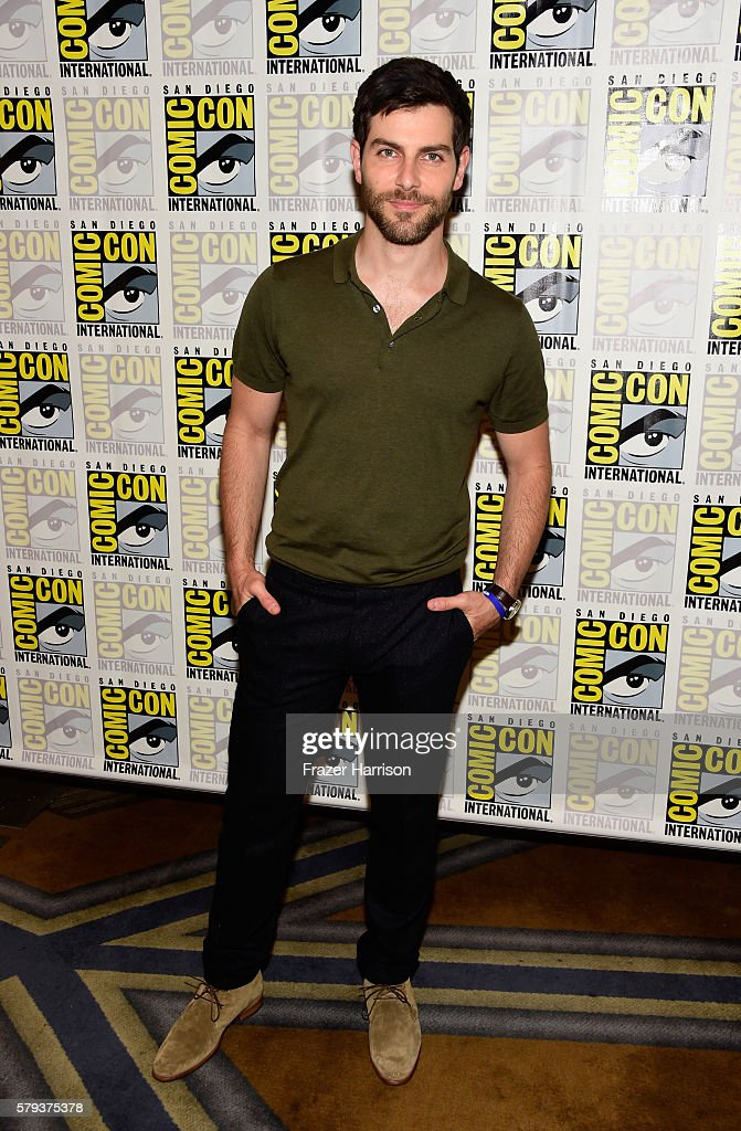"Comic-Con International 2016 - ""Grimm"" Press Line"