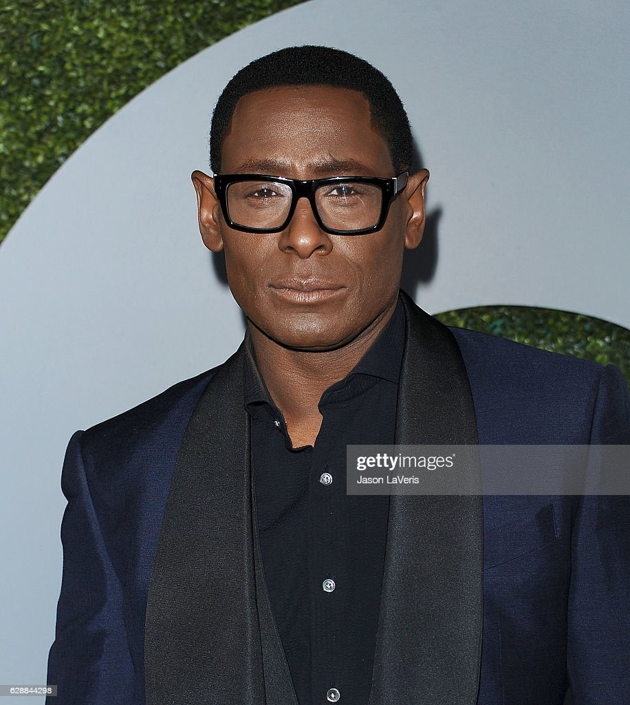 Actor David Harewood attends the GQ Men of the Year party at Chateau Marmont on December 8, 2016 in Los Angeles, California.