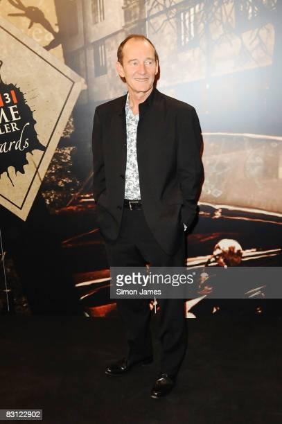 Actor David Hayman attends the ITV3 Crime Thriller Awards at Grosvenor House Hotel on October 3 2008 in London England