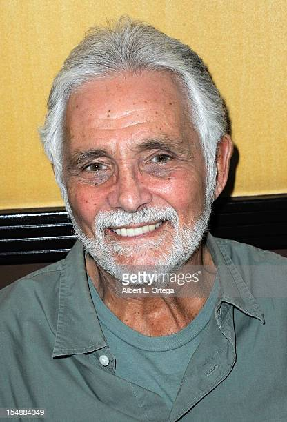Actor David Hedison attends Son Of Monsterpalooza held at Burbank Marriott Airport Hotel Convention Center on October 27 2012 in Burbank California