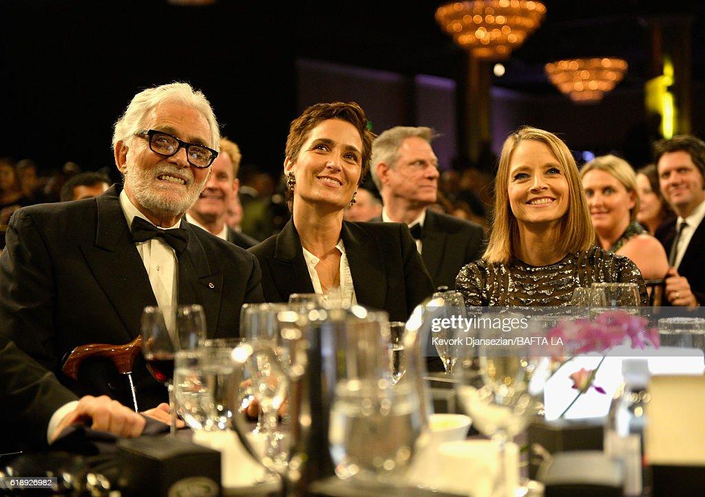 2016 AMD British Academy Britannia Awards Presented by Jaguar Land Rover And American Airlines - Inside : Fotografía de noticias