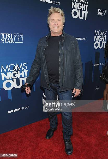 Actor David Hunt arrives at the premiere of TriStar Picture's 'Mom's Night Out' at TCL Chinese Theatre IMAX on April 29 2014 in Hollywood California