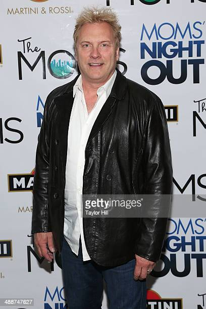 Actor David Hunt attends Moms' Night Out Mamarazzi Event the Sony Screening Room on May 7 2014 in New York City